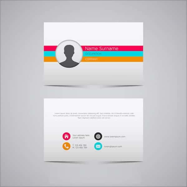 69 Printable Business Card Templates Blank Free Word For Free for Business Card Templates Blank Free Word