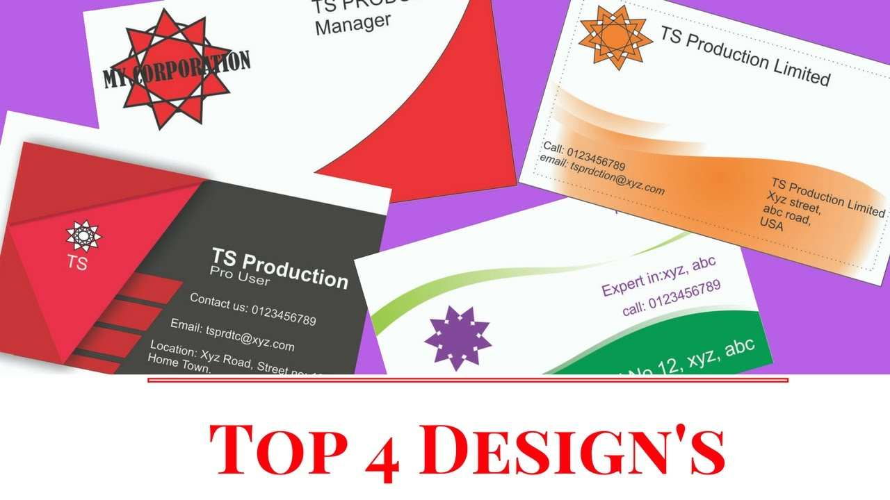 69 Report Business Card Design Templates Free Corel Draw Templates for Business Card Design Templates Free Corel Draw