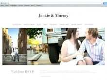 Wedding Card Website Templates Free Download