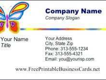 69 Standard Avery Business Card Template 8371 For Mac Formating by Avery Business Card Template 8371 For Mac