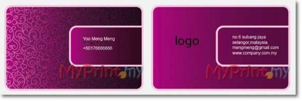 69 Standard Business Card Template Malaysia in Photoshop with Business Card Template Malaysia