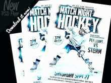 69 Standard Free Hockey Flyer Template for Ms Word by Free Hockey Flyer Template