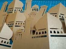 69 Standard Pop Up Card Mosque Template Maker with Pop Up Card Mosque Template