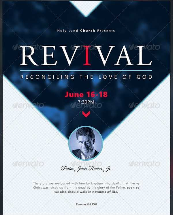 70 Church Revival Flyer Template Free Layouts for Church Revival Flyer Template Free