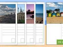 70 Creating Postcard Template Year 1 PSD File with Postcard Template Year 1