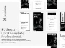 70 Creative Business Card Template Make Your Own Formating with Business Card Template Make Your Own