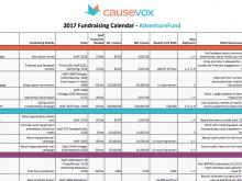 70 Customize Charity Event Agenda Template PSD File with Charity Event Agenda Template