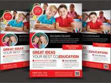 70 Customize Our Free Free Education Flyer Templates Photo with Free Education Flyer Templates