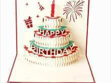 70 Customize Our Free Pop Up Card Templates Birthday Maker with Pop Up Card Templates Birthday