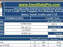 Vat Invoice Format Saudi