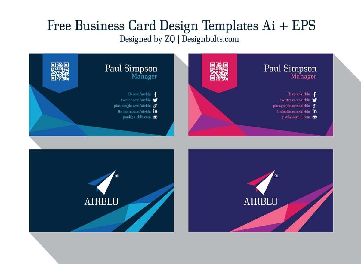 70 Free Printable Business Card Adobe Illustrator Template Download Layouts for Business Card Adobe Illustrator Template Download