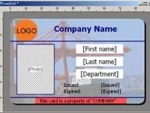 Id Card Template Software