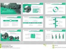 Powerpoint Template Flyer