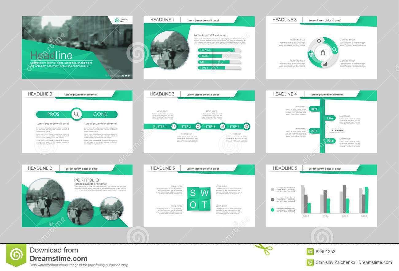 powerpoint template flyer