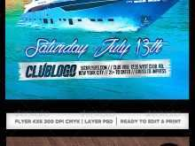 70 Online Boat Cruise Flyer Template in Photoshop by Boat Cruise Flyer Template