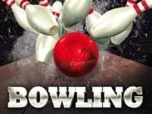 70 Online Bowling Flyer Template Free PSD File by Bowling Flyer Template Free