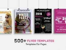 Graphic Design Flyer Templates