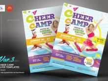 70 Report Cheer Camp Flyer Template Formating with Cheer Camp Flyer Template