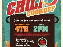 70 The Best Chili Cook Off Flyer Template Free Photo by Chili Cook Off Flyer Template Free