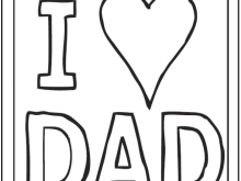 70 Visiting Father S Day Card Template For Word Templates for Father S Day Card Template For Word