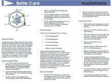 71 Adding Battle Card Template Sales by Battle Card Template Sales