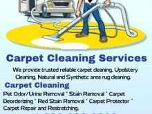 71 Adding Carpet Cleaning Flyer Template With Stunning Design for Carpet Cleaning Flyer Template