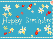 71 Adding Happy Birthday Card Template Online With Stunning Design with Happy Birthday Card Template Online