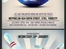 71 Best Bowling Event Flyer Template Layouts for Bowling Event Flyer Template