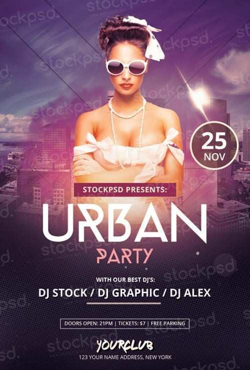 71 Best Club Flyer Templates Free Download For Free by Club Flyer Templates Free Download