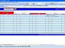 71 Create Class Schedule Template Online Formating by Class Schedule Template Online