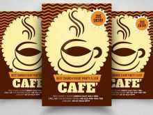 71 Creative Cafe Flyer Template Now by Cafe Flyer Template