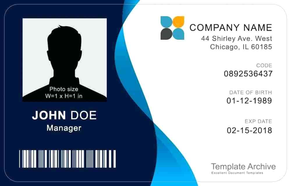 Company Id Card Template from legaldbol.com