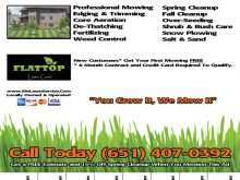 71 Customize Lawn Mowing Flyer Template Layouts for Lawn Mowing Flyer Template