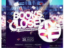 71 Customize Our Free Graduation Party Flyer Template by Graduation Party Flyer Template