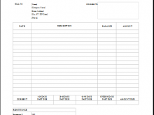 71 Customize Our Free Invoice Statement Template for Ms Word with Invoice Statement Template