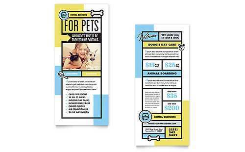 71 Customize Rack Card Template Free Word For Free with Rack Card Template Free Word
