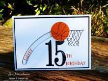 71 Format 15 Birthday Card Template Formating by 15 Birthday Card Template