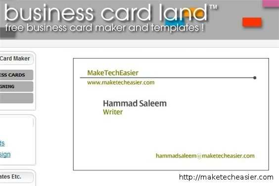71 Free Business Card Design Generator Online Photo by Business Card Design Generator Online