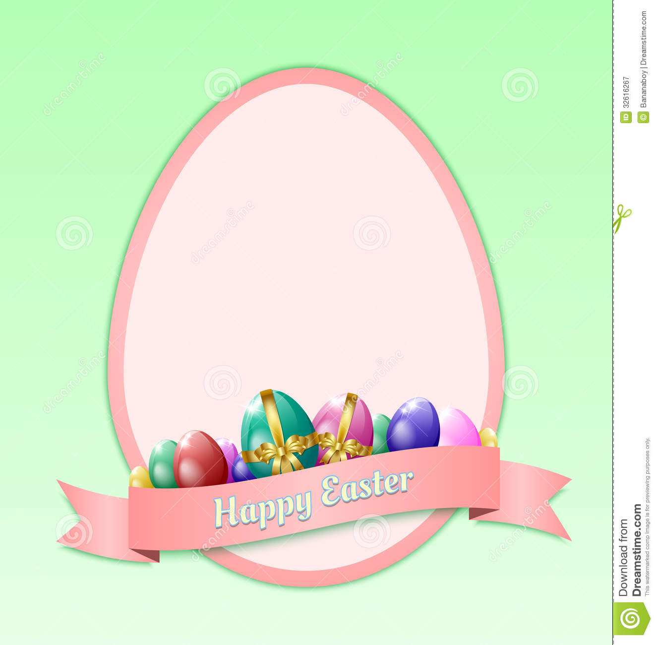 71 Free Happy Easter Card Templates Photo with Happy Easter Card Templates