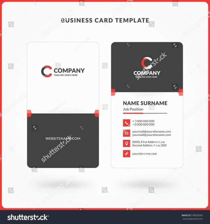 71 Free Two Sided Business Card