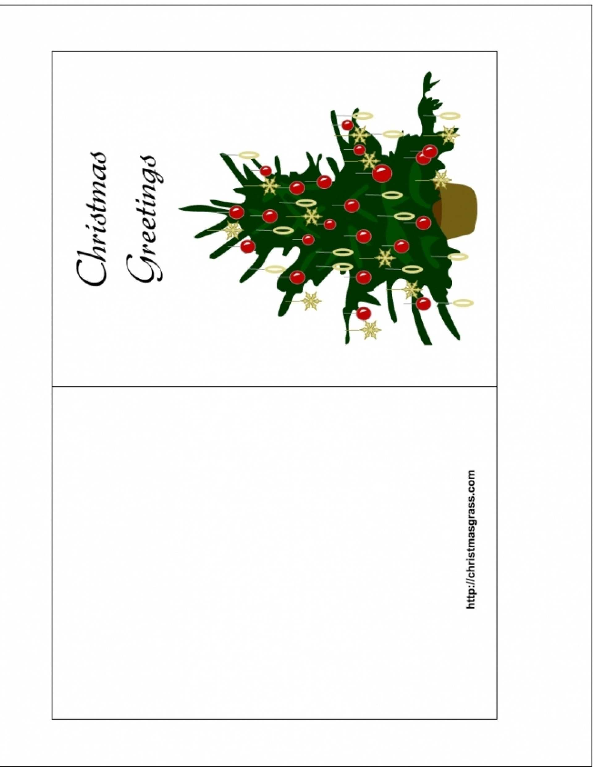 71 Online Christmas Greeting Card Template Word Maker for Christmas Greeting Card Template Word