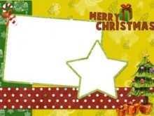 71 Printable Christmas Card Templates Online Photo for Christmas Card Templates Online