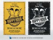 71 Standard Happy Hour Flyer Template Free in Word for Happy Hour Flyer Template Free