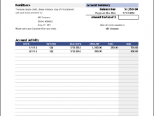71 Standard Monthly Invoice Example With Stunning Design for Monthly Invoice Example