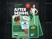71 The Best After School Flyer Template Free PSD File by After School Flyer Template Free