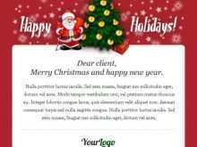 71 The Best Free Christmas Card Template For Email Download for Free Christmas Card Template For Email