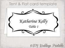 71 Visiting Avery Tent Name Card Template Templates by Avery Tent Name Card Template