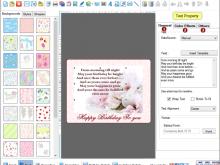 71 Visiting Birthday Greeting Card Maker Software Layouts by Birthday Greeting Card Maker Software
