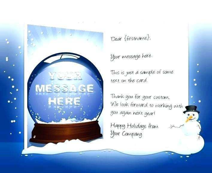 71 Visiting Christmas Card Email Template Outlook by Christmas Card Email Template Outlook