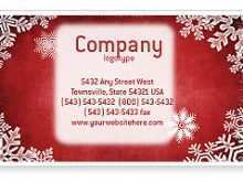 71 Visiting Christmas Card Templates For Company for Ms Word by Christmas Card Templates For Company